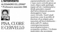 Professor Alessandro Cellerino released an interview: SNS, SSSUP, CNR IFC, FTGM and UNIPI goes together […]