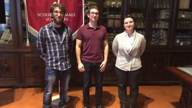 Martina Goracci, post-doctoral fellow and Giacomo Siano, PhD student at SNS, interviewed Dr. Leo James, […]